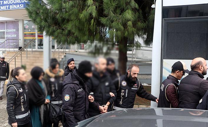 Rize'de şehit edilen emniyet müdürü soruşturması Trabzon'a sıçradı! 6 kişi gözaltına alındı!