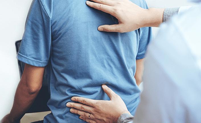 Sırt ve bel ağrıları ne zaman tehlikelidir? İşte cevabı...