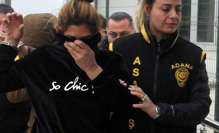 TIR sürücüsünün elini ısırarak parasını alan kadın tutuklandı