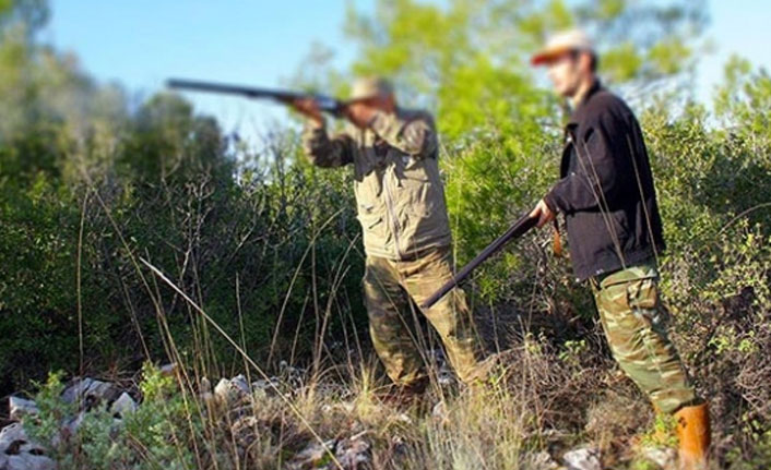 Rize'de kaçak avcılara ceza kesildi