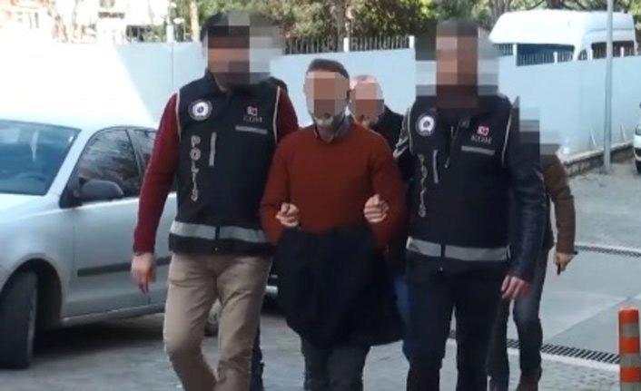 Trabzon'da tefeci iddiasıyla gözaltına alındılar üfürükçü çıktılar