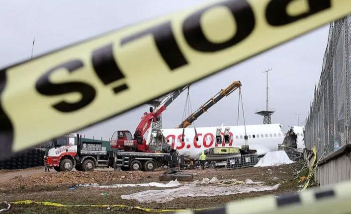 Uçak kazasında yeni gelişme
