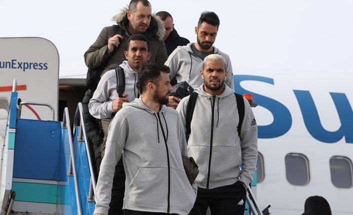 Sivasspor Trabzon'a geldi