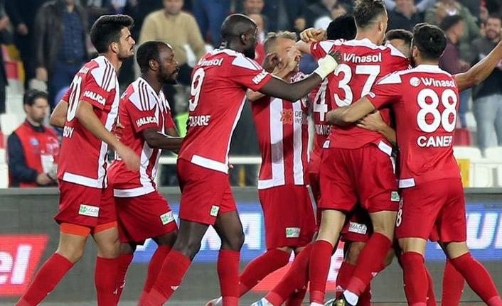 Trabzonspor'un rakibi Sivas'ta son durum