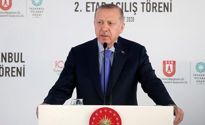 """Cumhurbaşkanı Erdoğan: """"Türkiye'nin geleceği teknolojide ve inovasyondadır"""""""