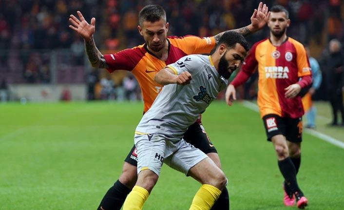 Galatasaray Malatya'yı tek golle geçti