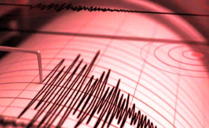 Korkutan deprem! 4,7...