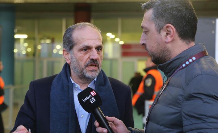 """Nuri Albayrak'tan Haber61'e Cüneyt Çakır açıklaması! """" Demek ki hata yapmadan..."""""""