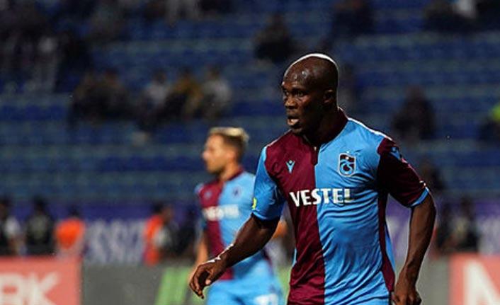 Trabzonspor'a bir şok daha! Oyuna devam edemedi