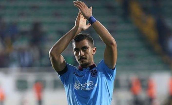 Trabzonspor'a maç öncesi şok! kadrodan çıkarıldı