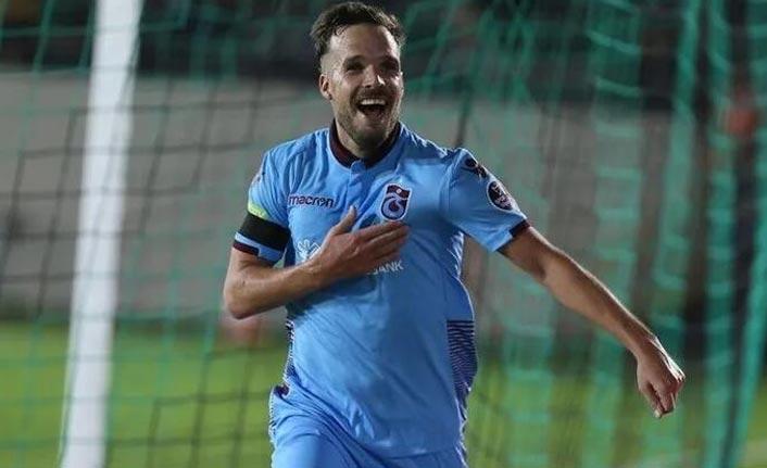 Trabzonsporlu oyuncu 61 dedi