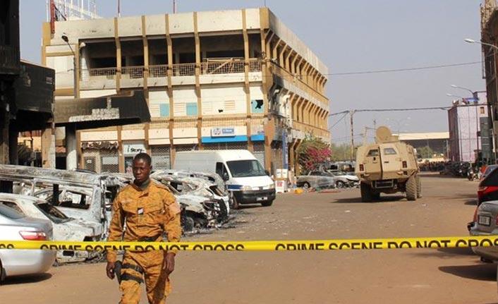 Burkina Faso'da kiliseye saldırı: 24 ölü