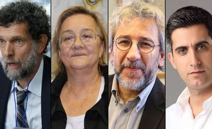 Gezi Davası'nda tüm sanıklara beraat!