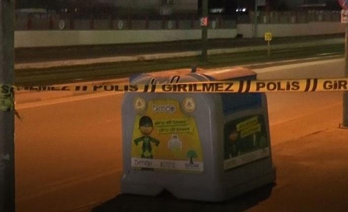 Emniyet Müdürlüğü önünde bomba paniği