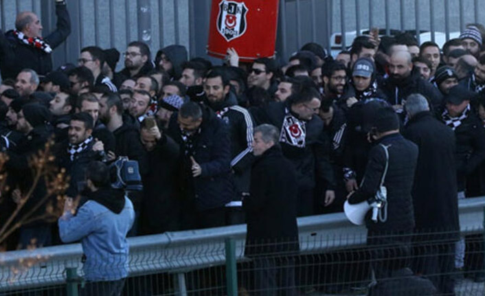 Beşiktaş - Trabzonspor maçı öncesi flaş karar! 3 Bin polis...