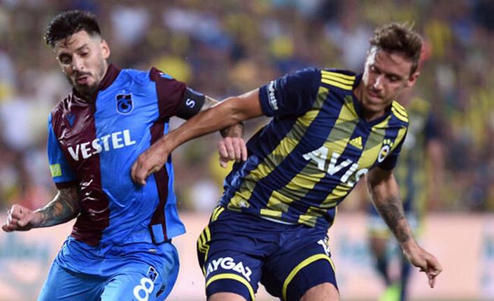 Trabzonspor - Fenerbahçe maçının tarihi belli oldu