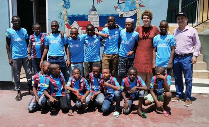Tanzanya'da 'Şampiyon Trabzon' sesleri
