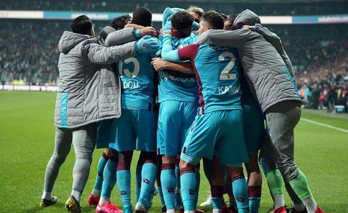 Trabzonspor'dan 9 sezonun en iyi performansı