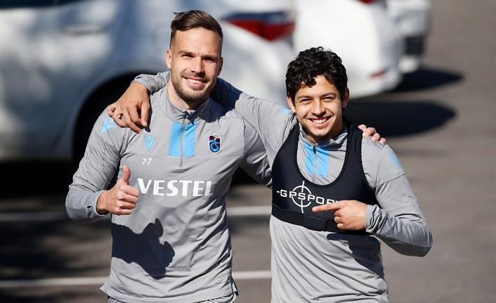 Trabzonspor Rizespor'a hazırlanıyor! Antrenman sonrası sürpriz