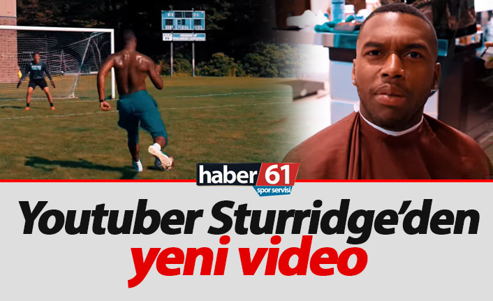 Daniel Sturridge yeni video yayınladı