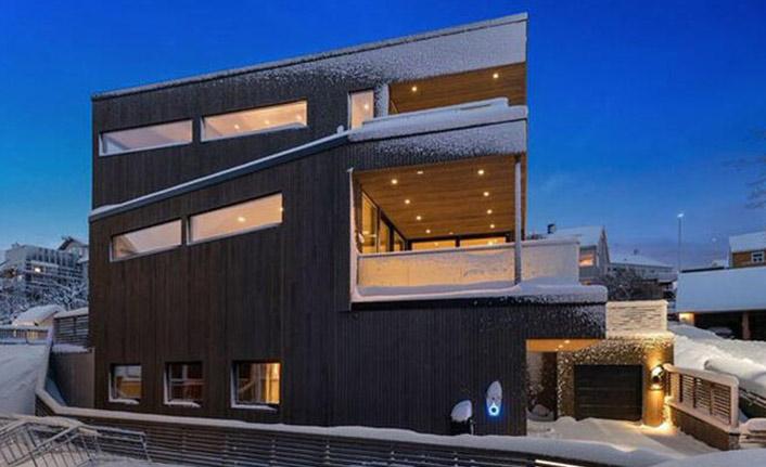 İşte Trabzonspor'un yıldızının yeni villası! Dikkat çeken özellik!