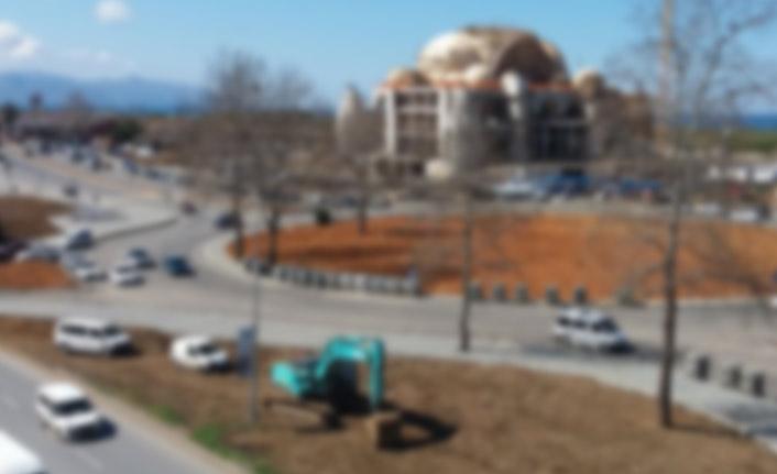 Trabzon'da trafik kazası! 1 yaralı