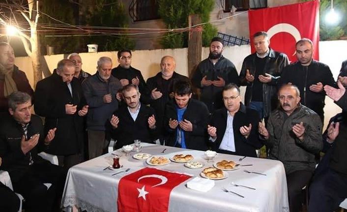 Bayburtlu İdlib gazisi baba ocağında
