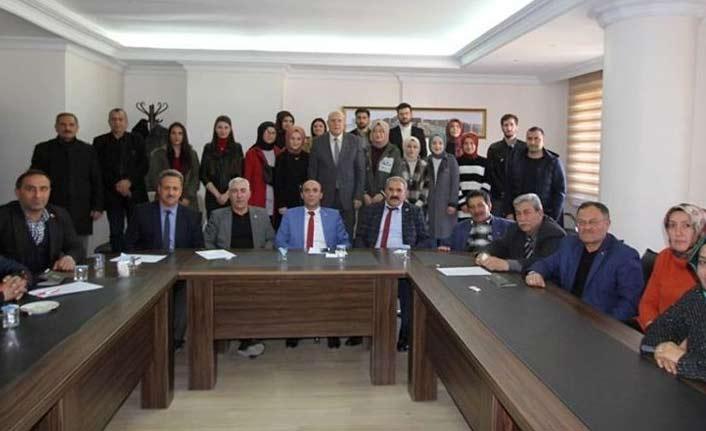 Bayburt Belediyesi Meclis Toplantısını gerçekleştirildi