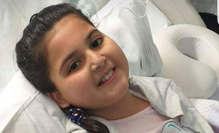 Kocaeli'de 10 yaşındaki kız, lösemiye yenildi