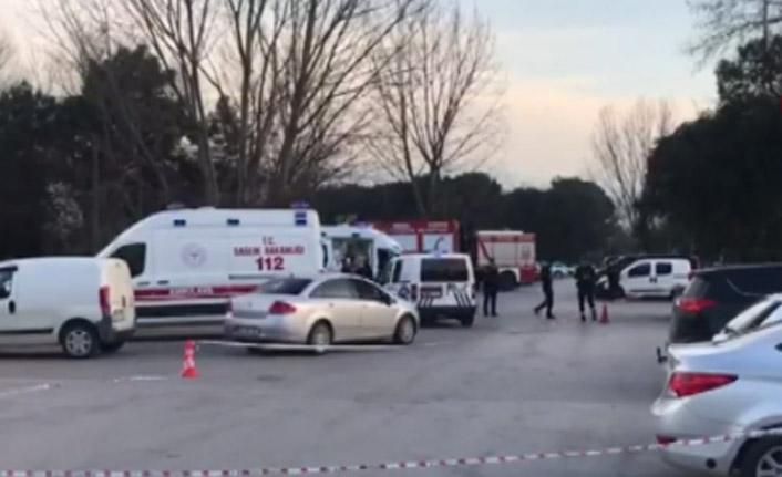 Yabancı plakalı cipte bulunan ceset ekipleri harekete geçirdi