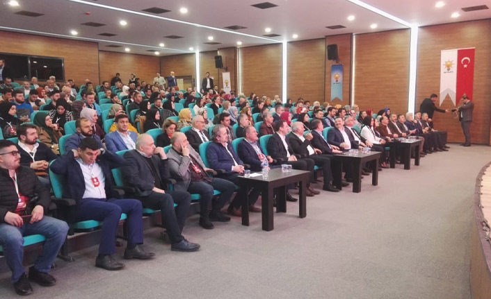 Trabzon'da AK Parti Siyaset Akademisi başladı