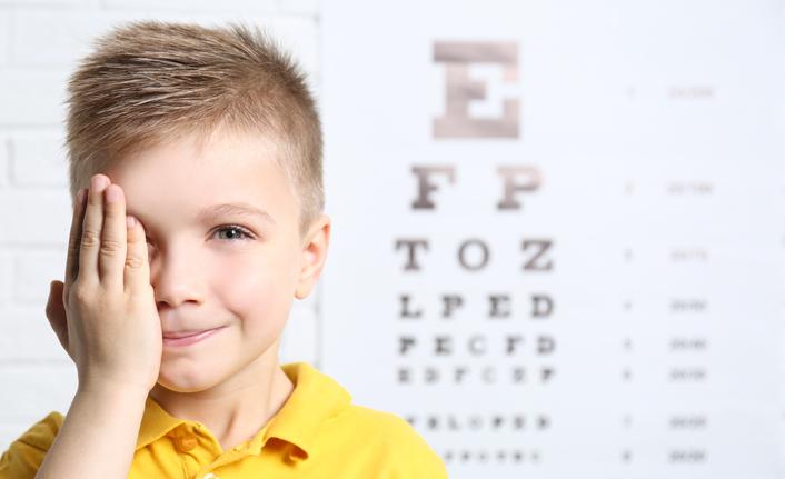 Göz tembelliği tedavi edilirse görme problemi önlenebilir