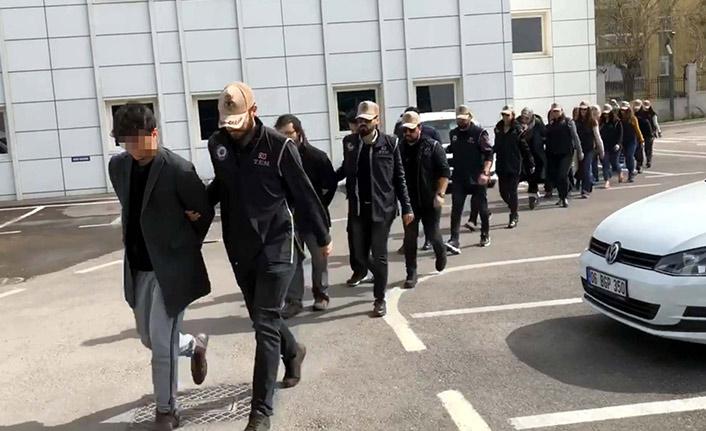 FETÖ operasyonunda 58 gözaltı