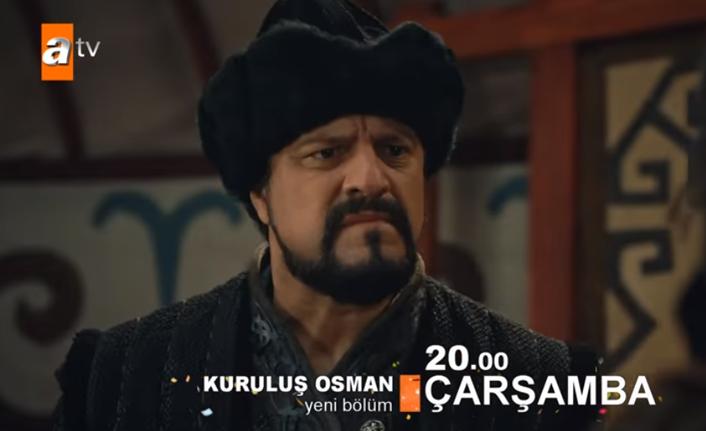 Kuruluş Osman 15. Bölüm Fragmanı Yayınlandı!