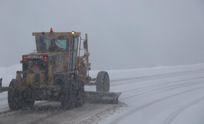 Bayburt'ta kar bekleniyor