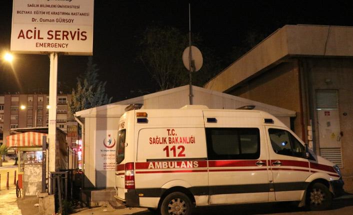 Ambulansın çarptığı çift hayatını kaybetti!