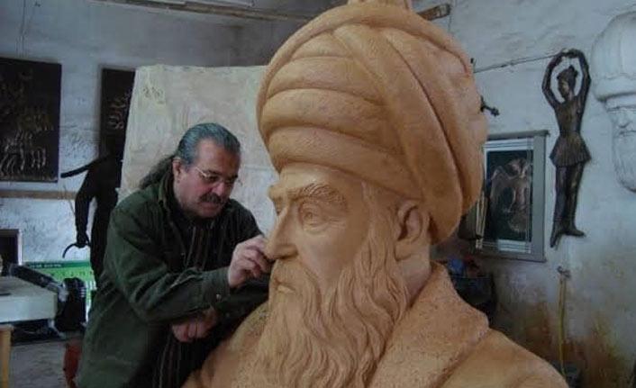 Ünlü heykeltraş Azmi Sekban hayatını kaybetti