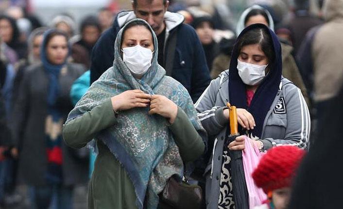 İran'da ölü sayısı iki bine yaklaştı