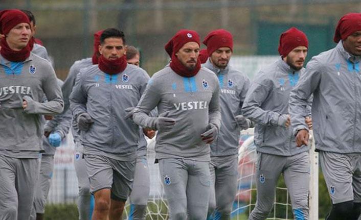 Trabzonspor'da test günü