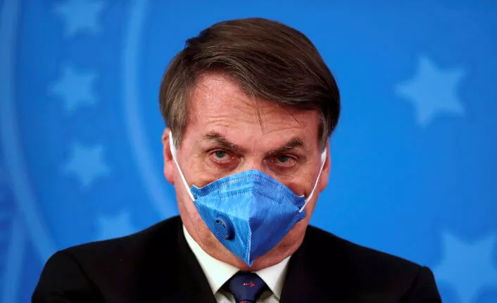 Brezilya Devlet Başkanı: Koronavirüs basit bir grip!