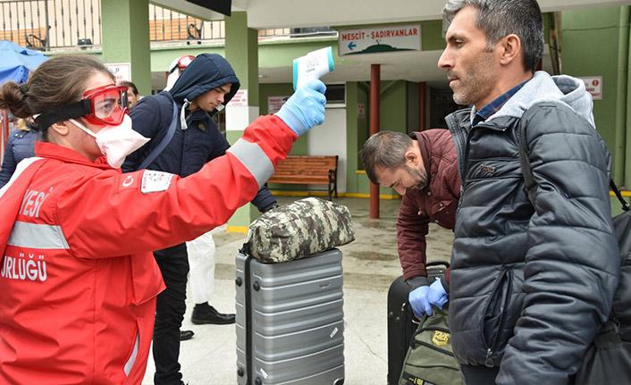 Giresun'da Koronavirüs önlemleri artırıldı