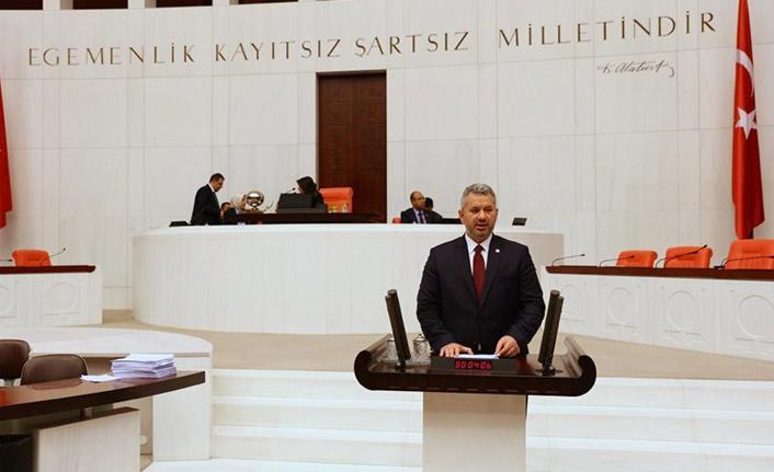 İstanbul Milletvekilinden Giresun'a bağış