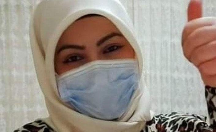 Koronavirüse yakalanan İlknur hemşireden iyi haber geldi!