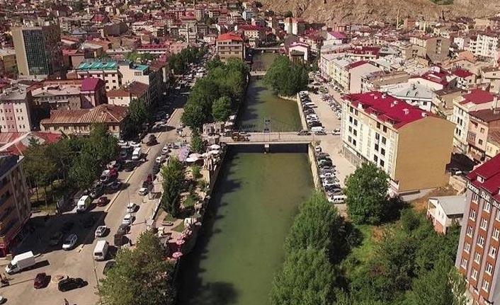 Bayburt'ta koronavirüs önlemi! Trabzon yolu kapatıldı