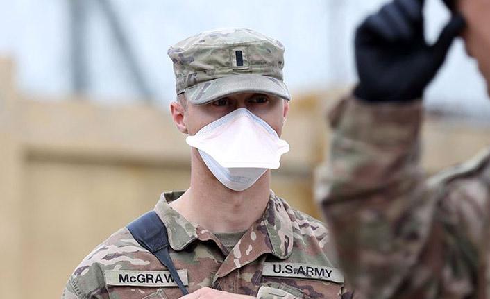 ABD ordusunda Koronavirüsten ilk ölüm!