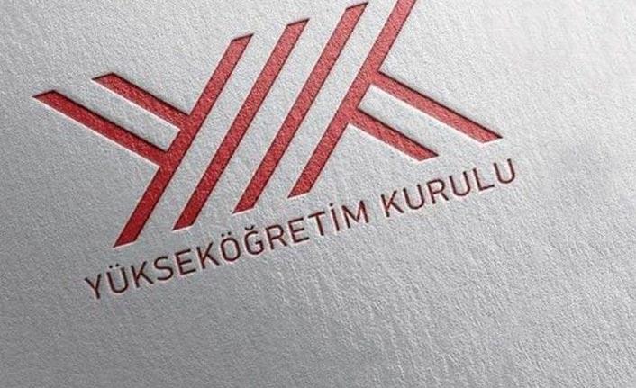 """YÖK'ten flaş açıklama! """"Bahar dönemi kayıtları..."""""""