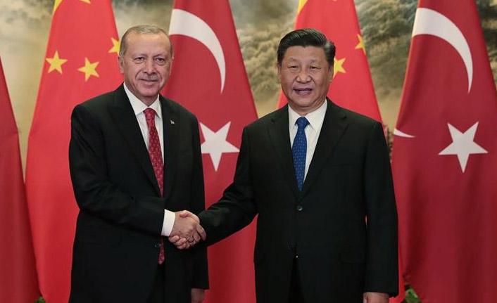 Erdoğan ve Şi Kovid-19 ile mücadeleyi görüştü