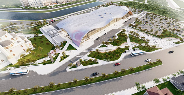 Trabzon'un yeni otogarı ihaleye çıkıyor