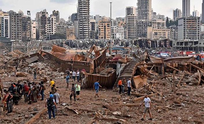 Lübnan'da ölü sayısı arttı