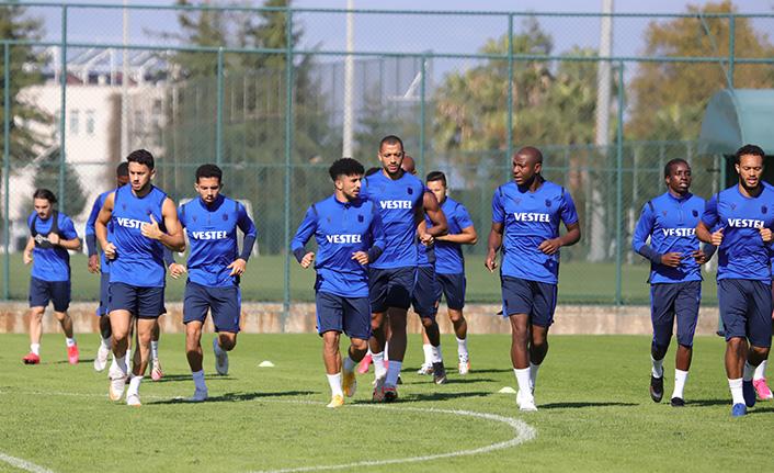 Trabzonspor Fenerbahçe'ye hazırlanıyor